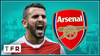 Mahrez to Arsenal?