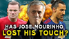 Has Jose Mourinho lost his touch!?