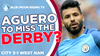 Sergio to miss Manchester Derby?