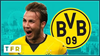 Mario Gotze to Borussia Dortmund or Spurs?