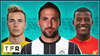Higuain to Juventus, Gotze to BVB, Wijnaldum to Liverpool!