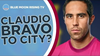 Claudio Bravo to Manchester City?
