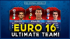 Euro 2016 Team of the Tournament!