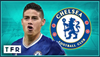 James Rodriguez to Chelsea?