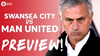 Swansea City vs Manchester United - Preview